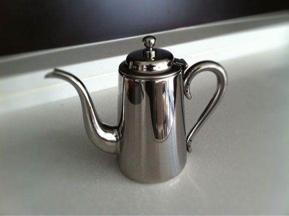 コーヒーポットの話